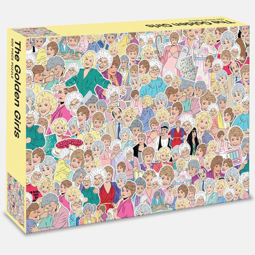 The Golden Girls - 500 Piece Puzzle