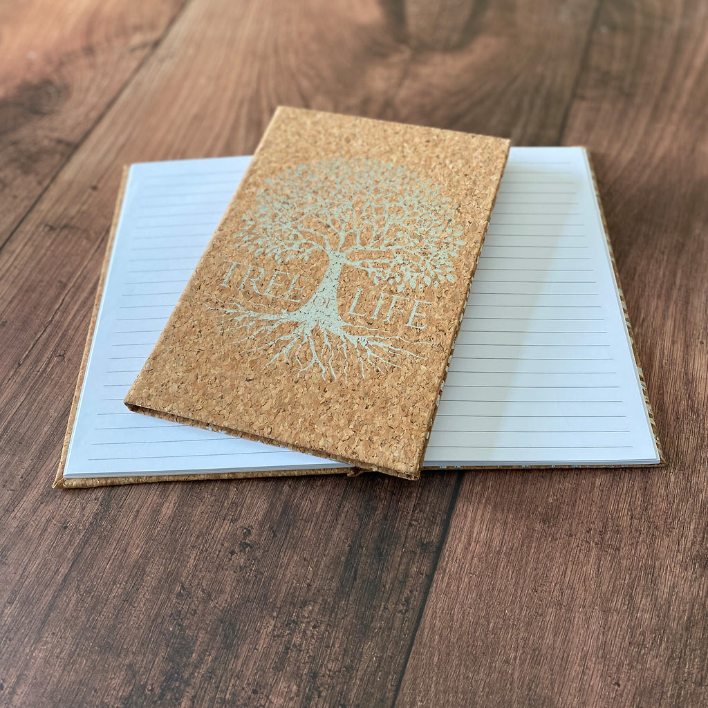 A5 Tree Of Life Notebook