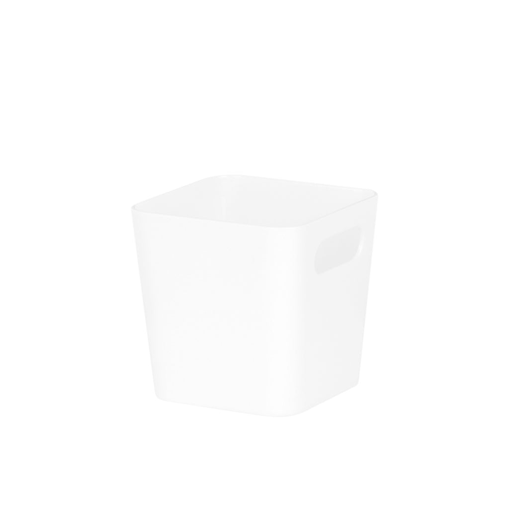 Studio Basket 1.01 Square Ice White