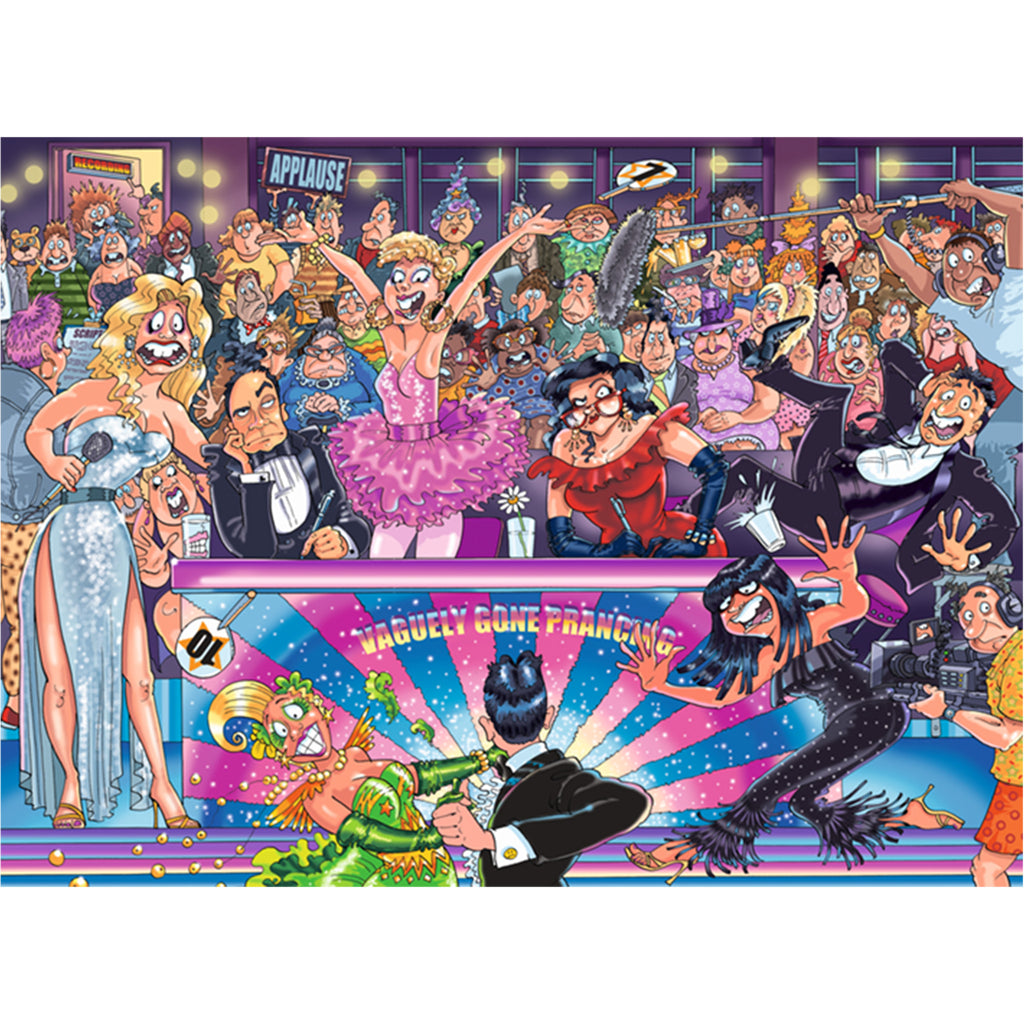 Wasgij Original 30 Strictly Can't Dance - 1000 Piece Puzzle