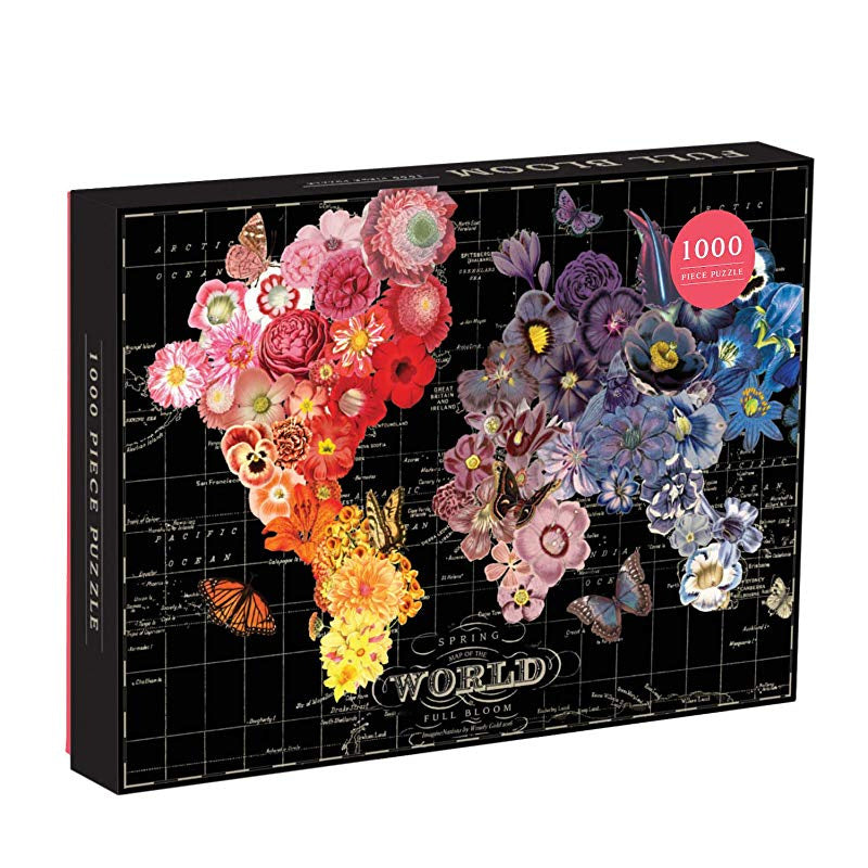 Full Bloom - 1000 Piece Puzzle