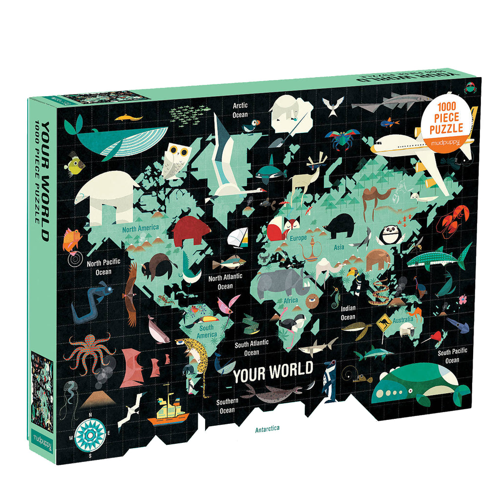 Your World - 1000 Piece Puzzle