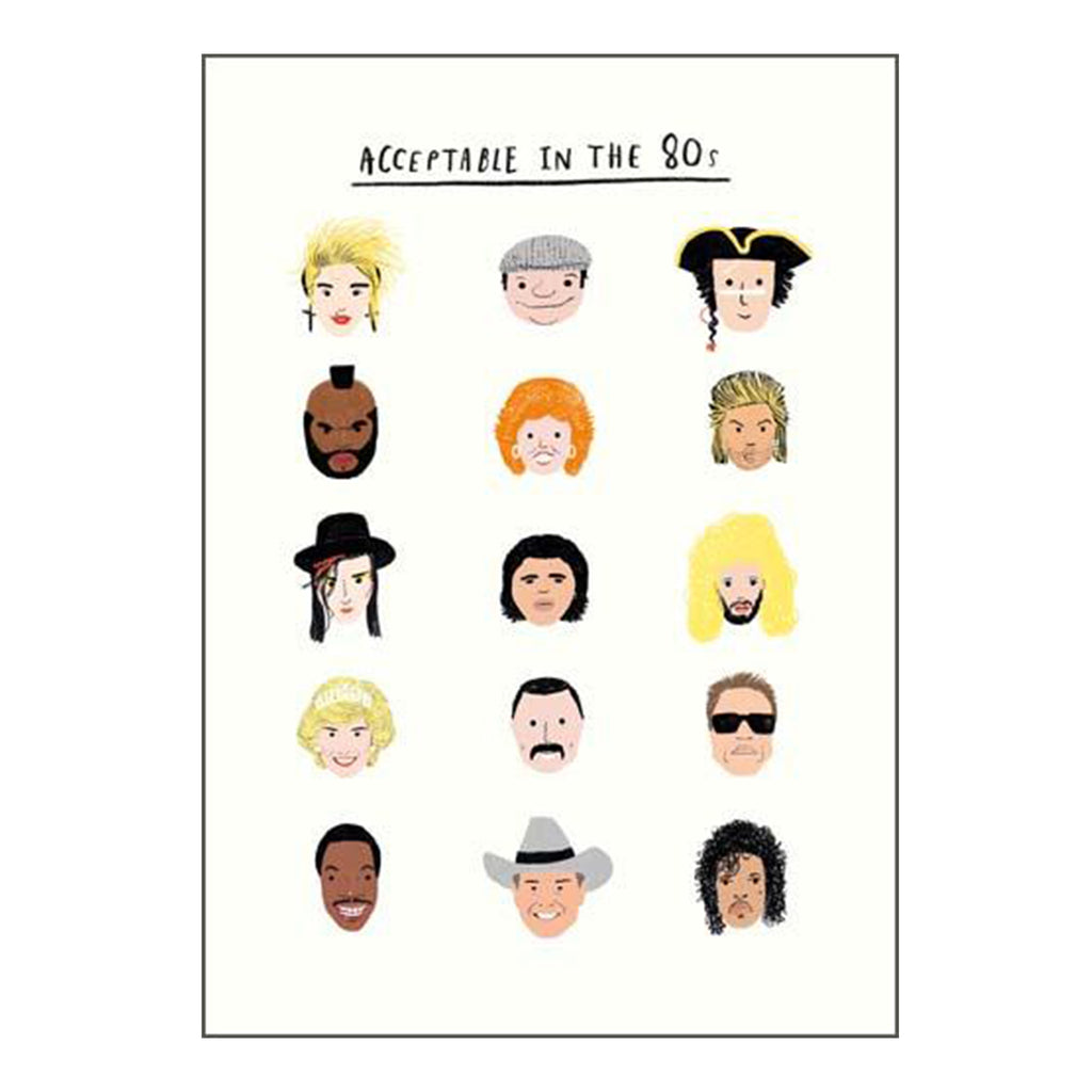 20th Century Icons - Acceptable In The 80's