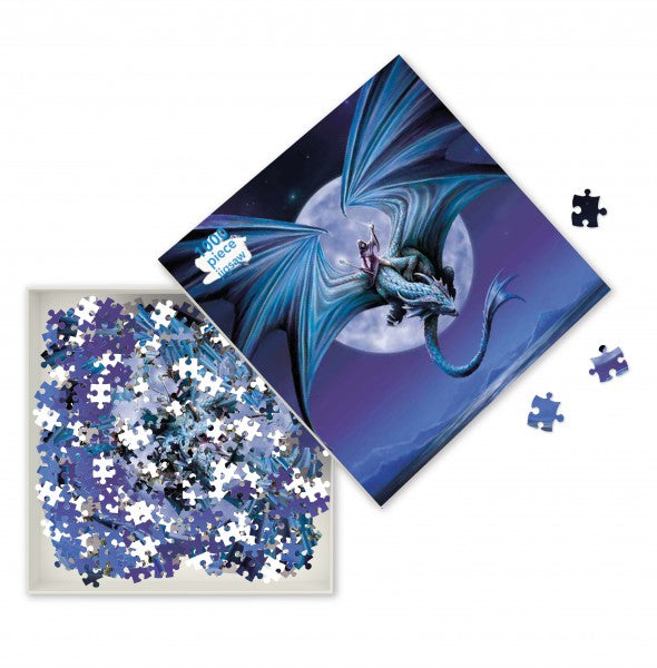 Moonstone, Anne Stokes 1000 Puzzle
