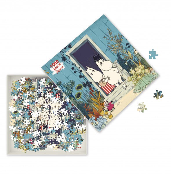 Moomins On The Riviera 1000 Piece Puzzle