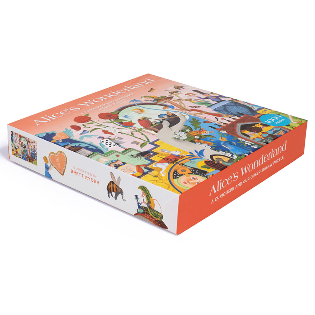 Alice's Wonderland 1000 Piece Puzzle