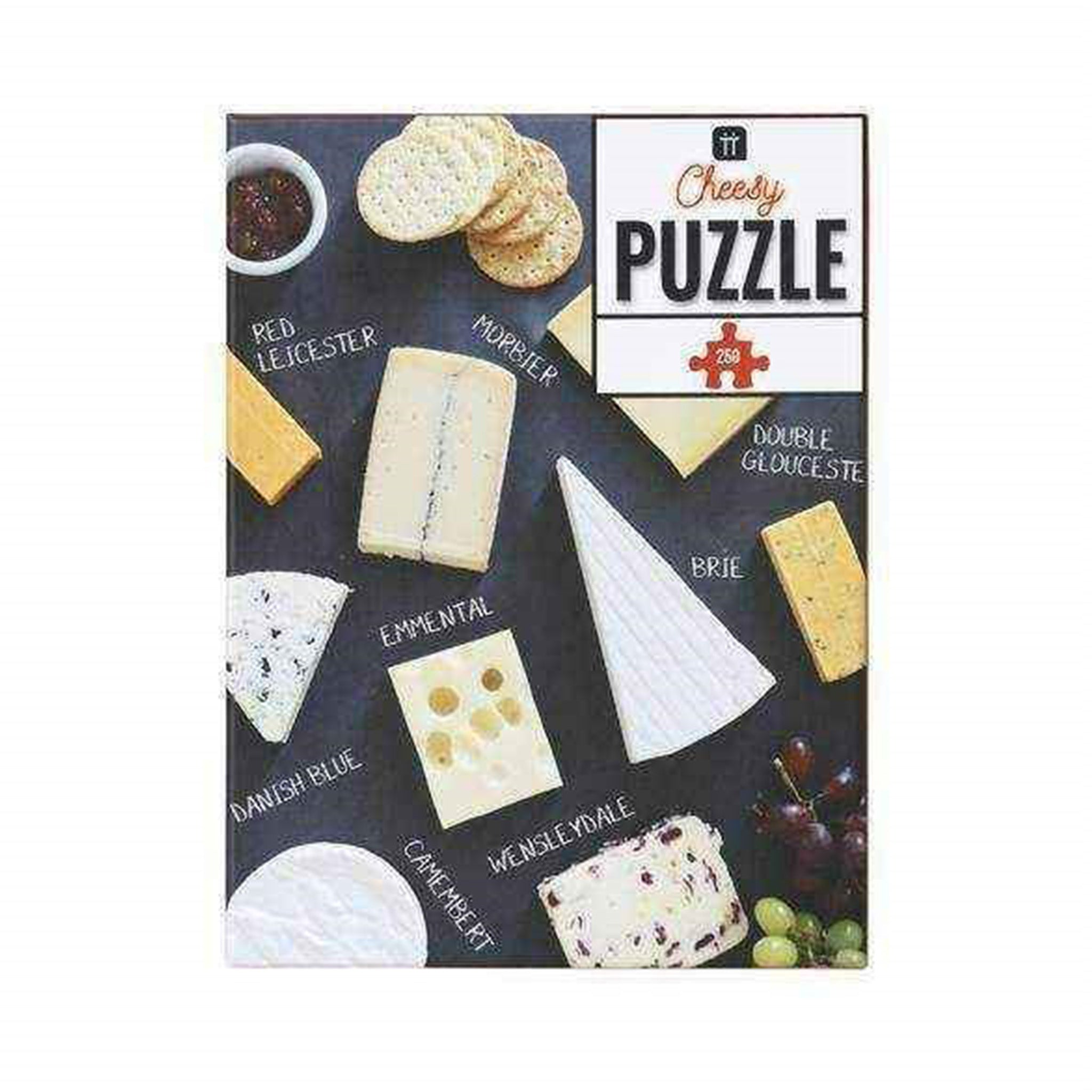 500Piece Talking Tables Jigsaw Puzzles for Adults Party Games Yoga