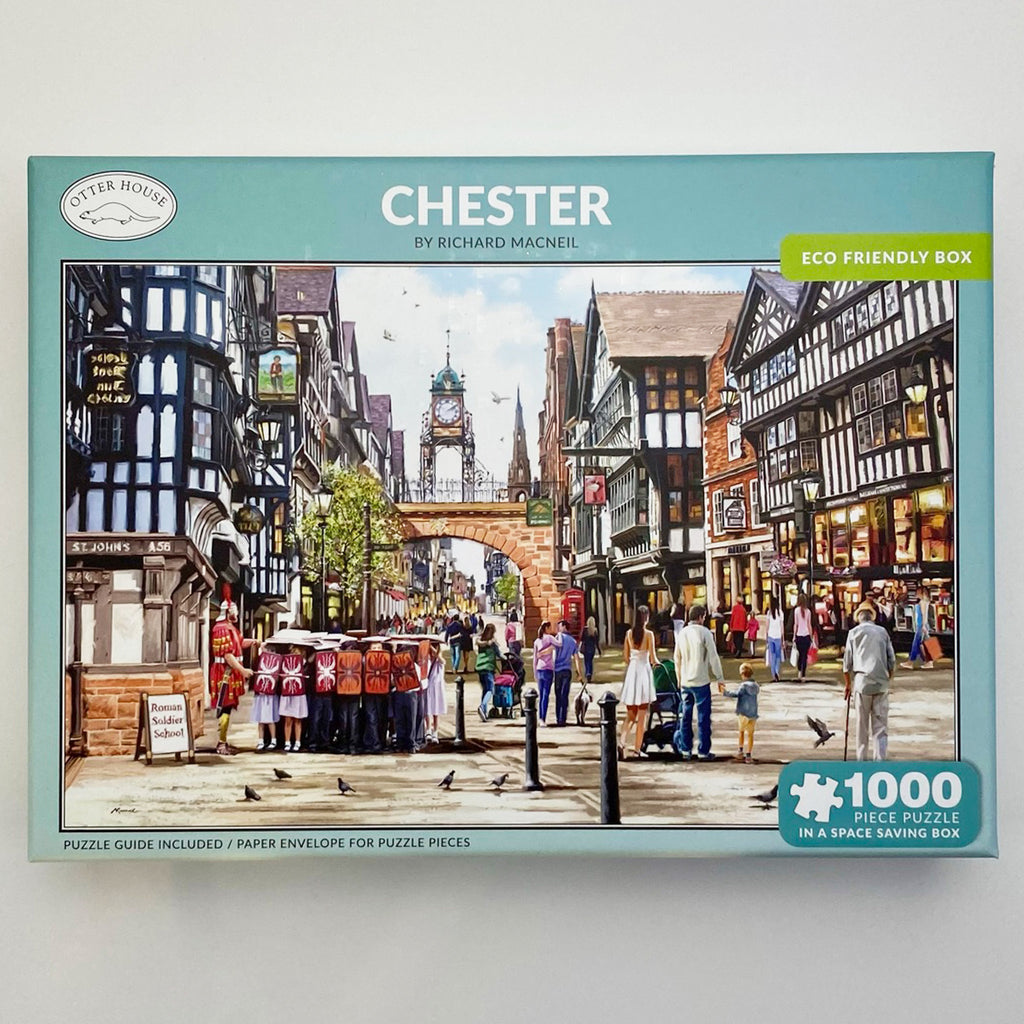 Chester 1000 Piece Puzzle