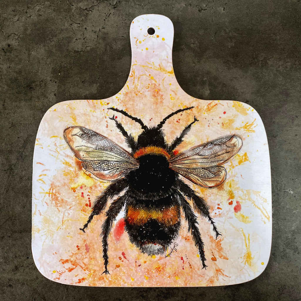 Bee Large Chopping Board