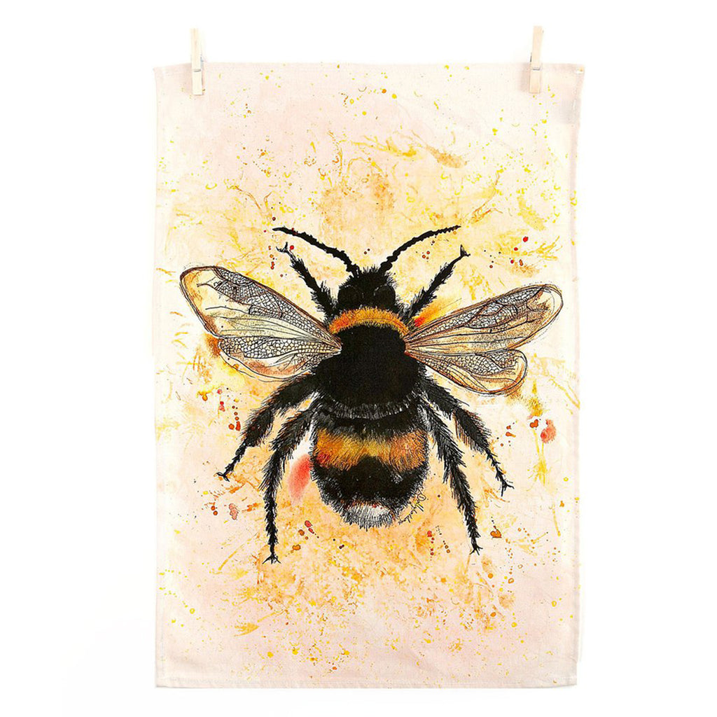 Bee Tea Towel