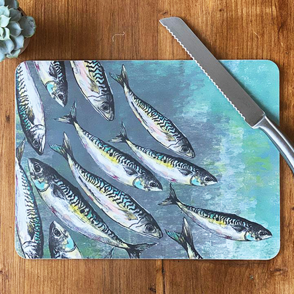 Mackerel Shoal Centre Table Mat