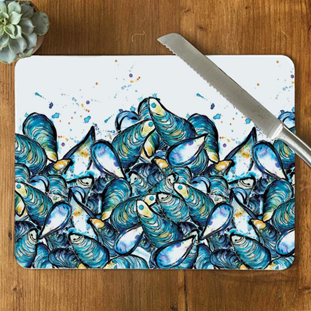 Mussels Centre Table Mat