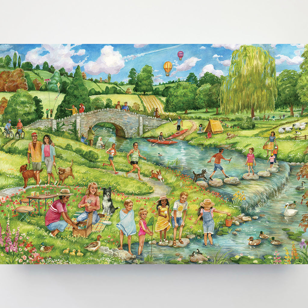 The Great Outdoors 1000 Piece Puzzle