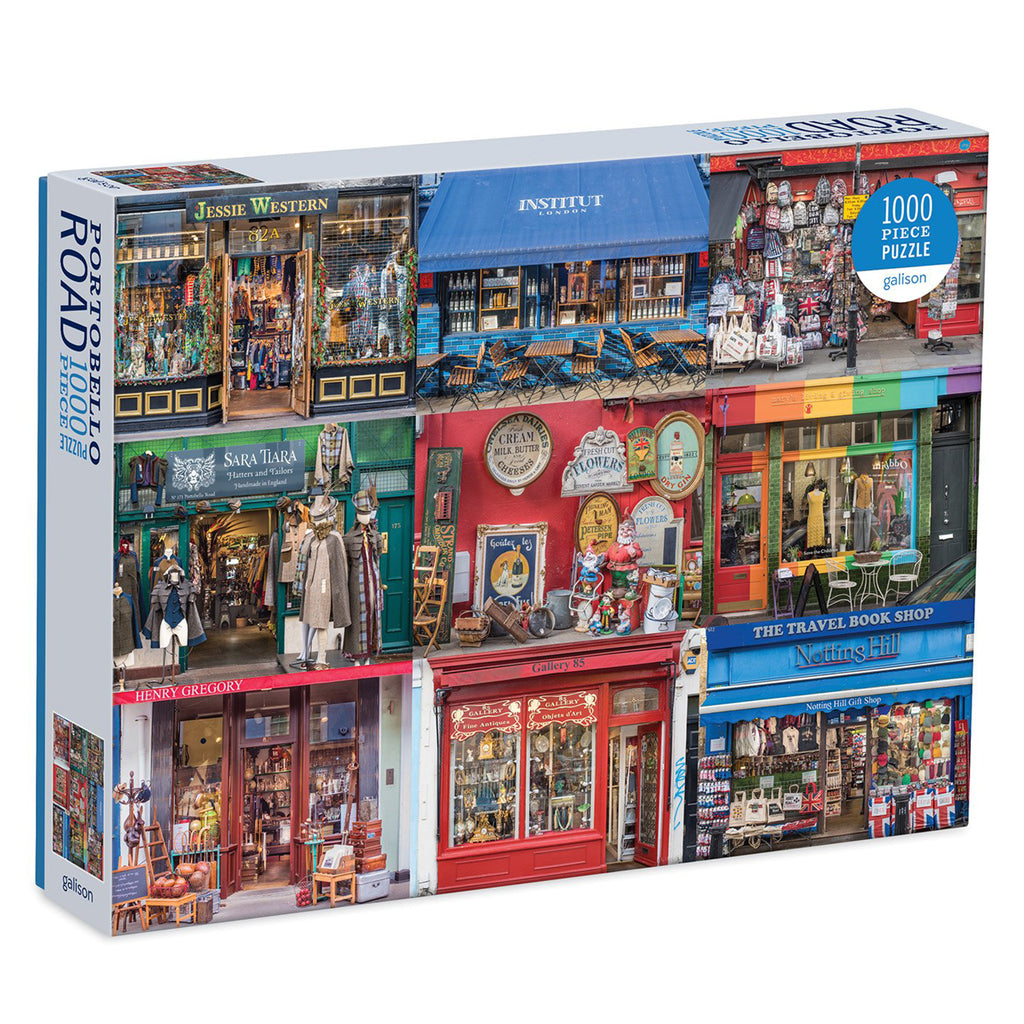 Portobello Road 1000 Piece Puzzles