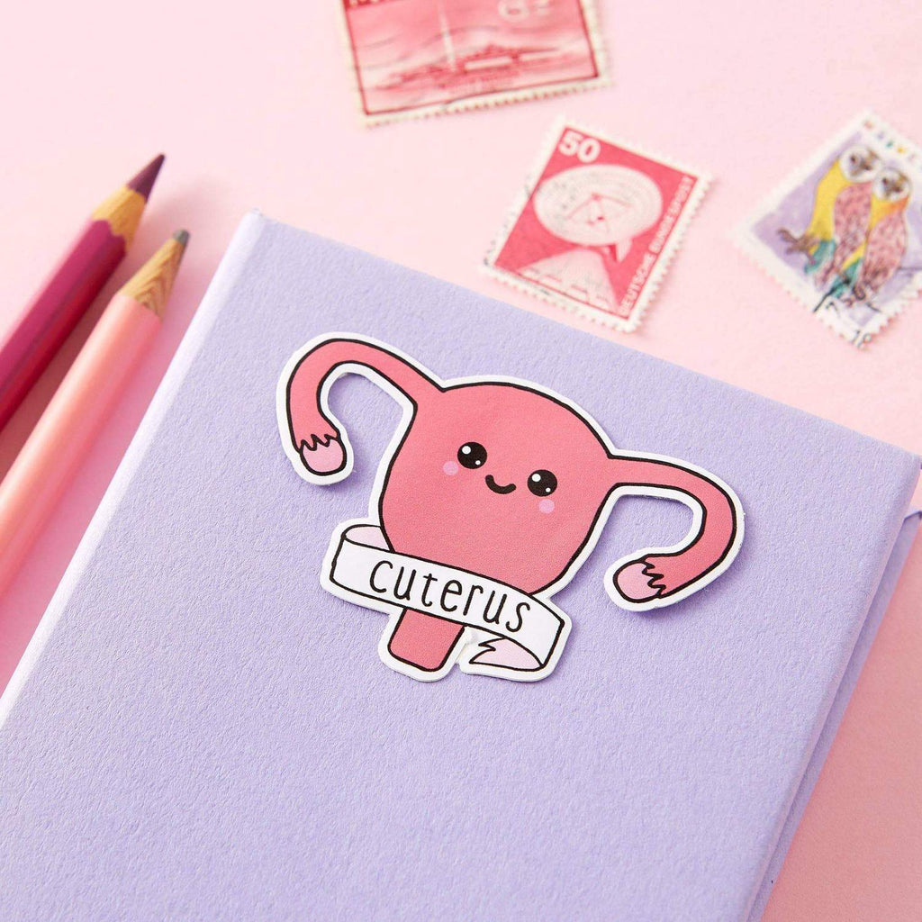 Cuterus Vinyl Sticker