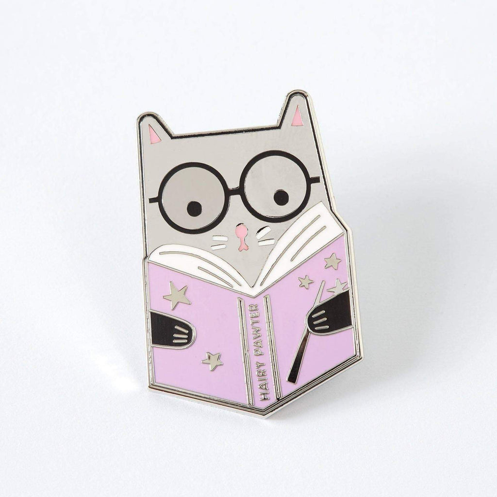 Hairy Pawter Enamel Pin