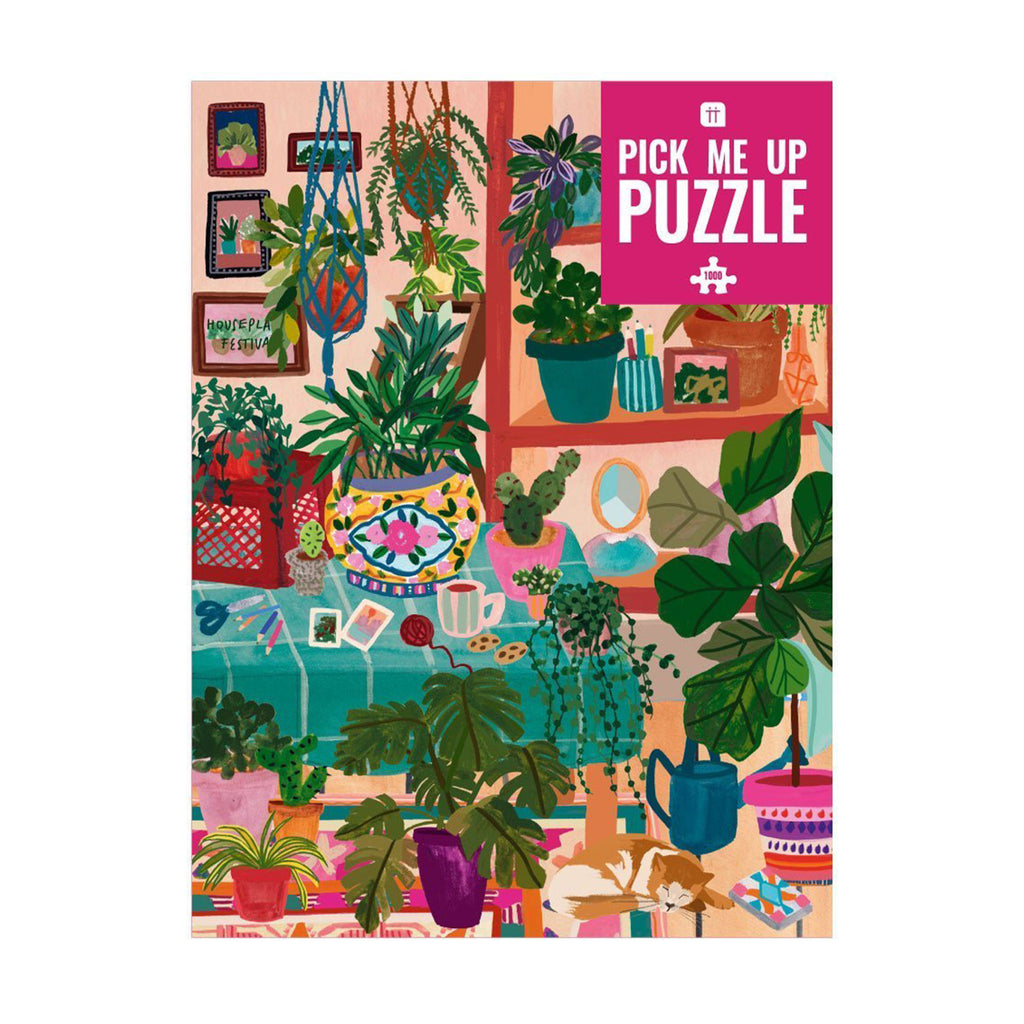 House Plants - 1000 Piece Pick Me Up Puzzle