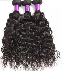 3 Pack Brazilian Water Wave Hair
