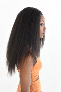 12A+ Peruvian Hair Kinky straight