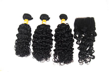 "Load image into Gallery viewer, 3 Pack Peruvian Water Wave Hair 10""-20"""