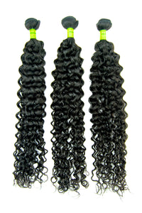 3PK Brazilian 1B Water Wave