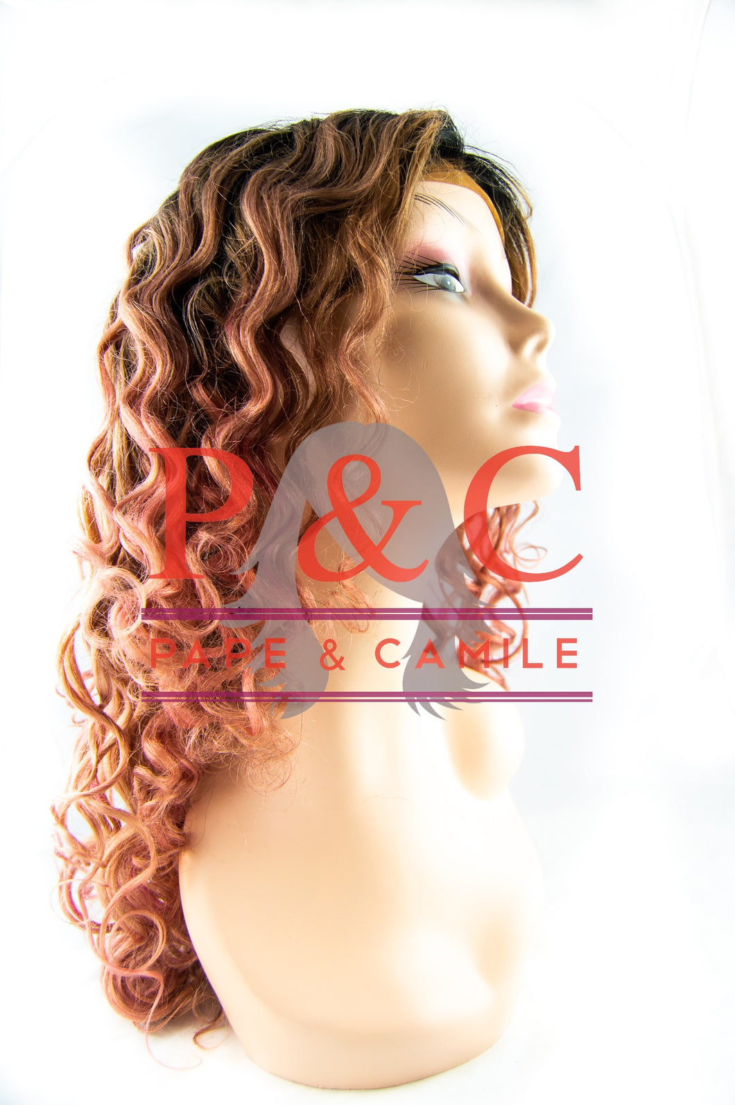 European Deep Wave Wig