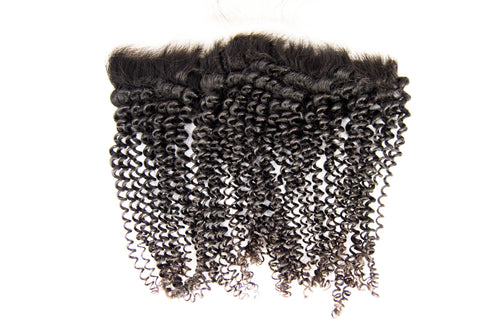 Kinky Curl Frontal