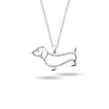Load image into Gallery viewer, Dashchund Pendant