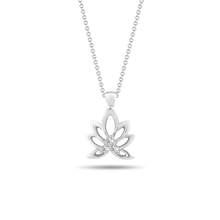 Load image into Gallery viewer, Lotus Pendant