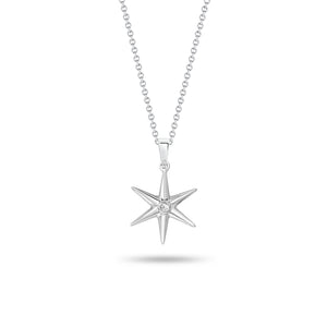6 Point Star Pendant