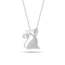 Load image into Gallery viewer, Cat Pendant