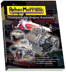 Reher-Morrison Championship Engine Assembly Book