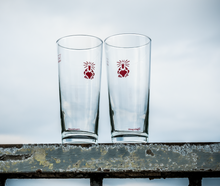 Load image into Gallery viewer, Stigbergets Pilsner Glasses 40 cl - pack of two