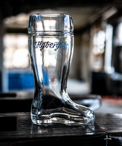 Stigbergets Beer Boot Glass 50 cl