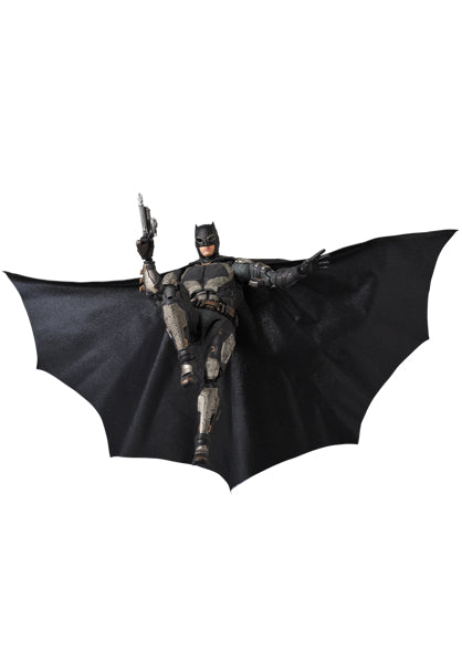 Justice League Tactical Suit Batman Mafex Figure by Medicom Toys