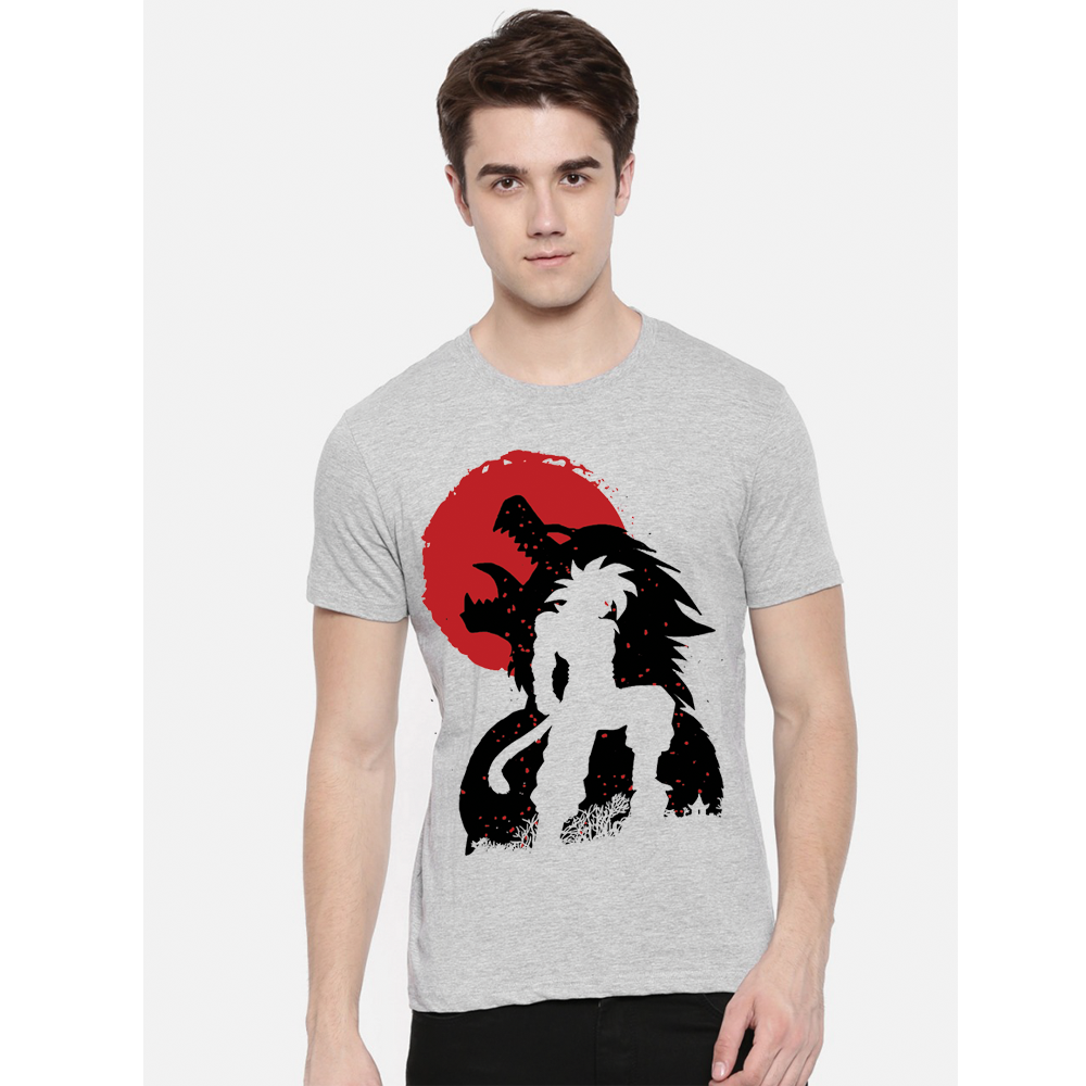 Dragon Ball Z Ozaru Goku Anime T-shirt