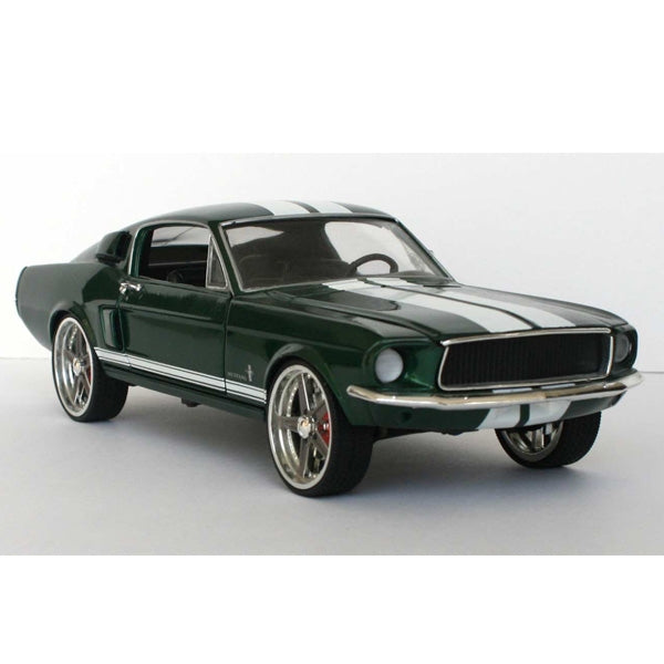 Jada 1:32 Scale - Fast & Furious 1967 Ford Mustang - 627C Green Metal Die Cast