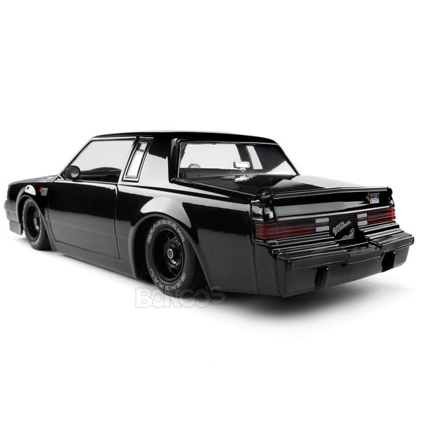 Jada 1:32 Scale - Fast & Furious 1987 Buick Grand National - Black Metal Die Cast