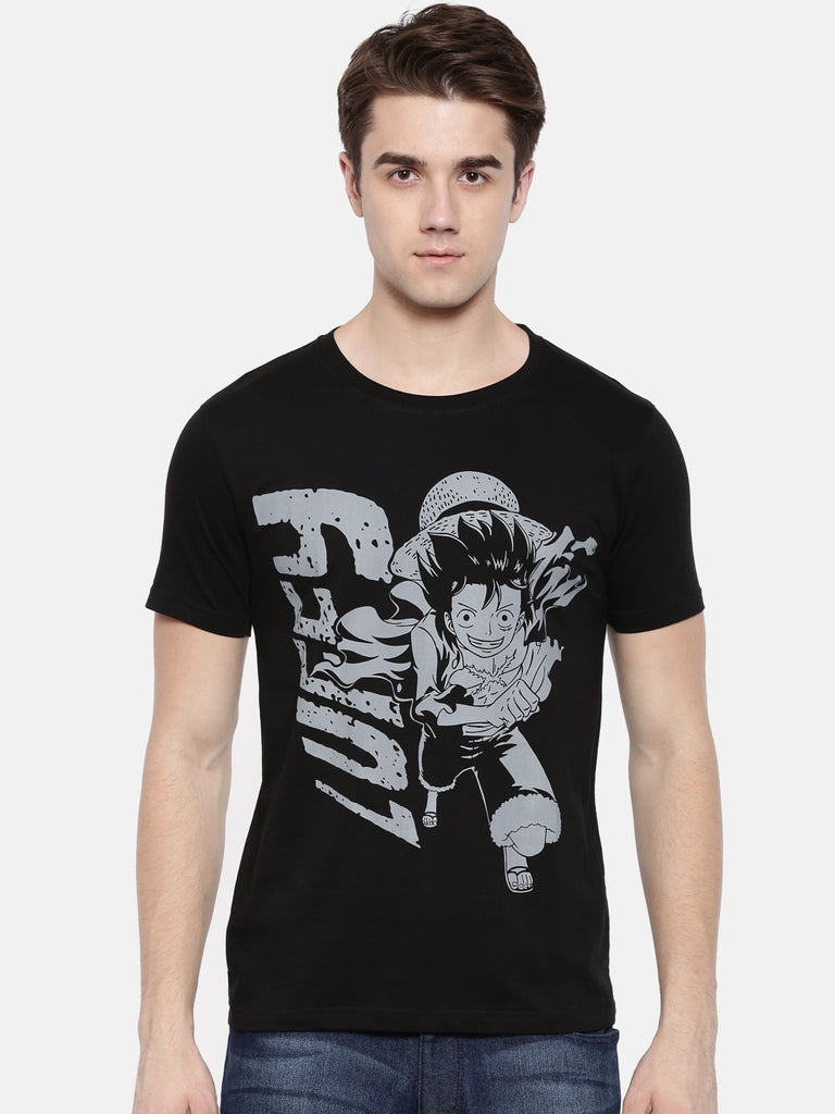 One Piece: Luffy Anime T-Shirt