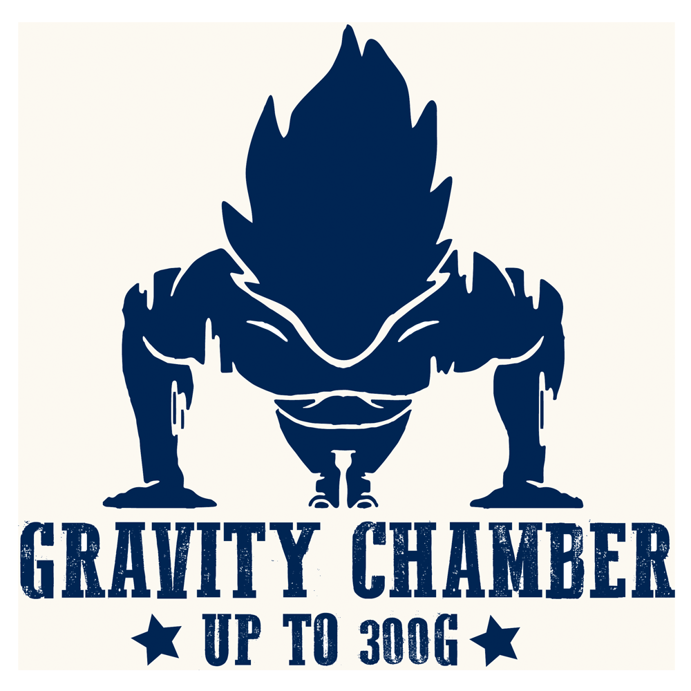 Gravity Chamber Anime T-Shirt