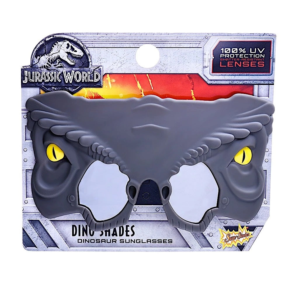 Jurassic World Blue Raptor Lil Character Sun Staches