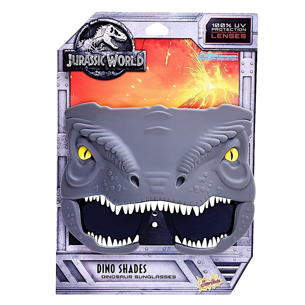 Jurassic World Blue Raptor Sun Staches