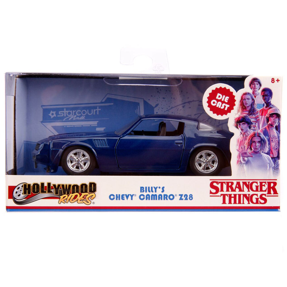 Jada 1:32 Scale - Stranger Things 1979 Chevy Camaro Z28
