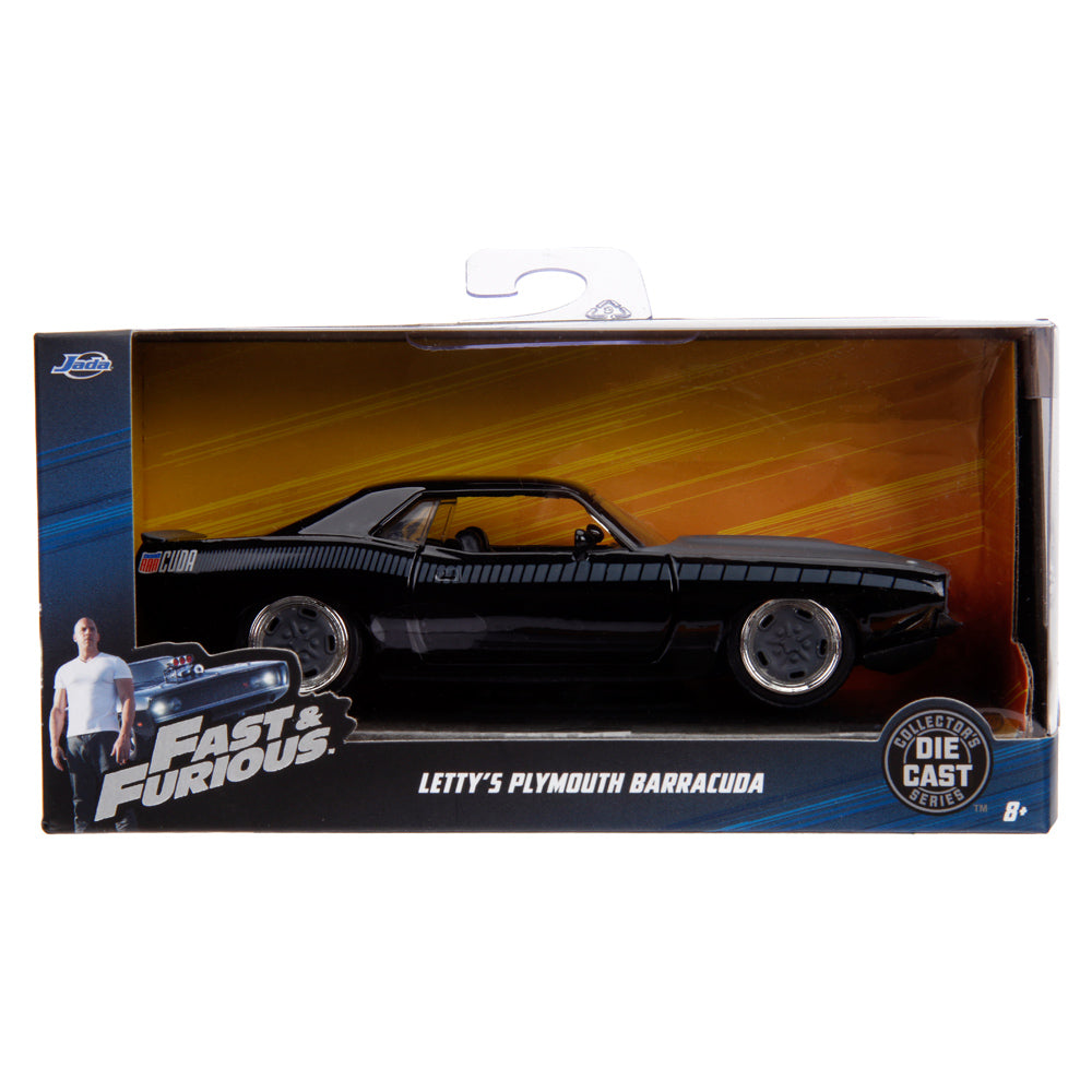 Jada 1:32 Scale - Fast & Furious 1973 Plymouth Barracuda
