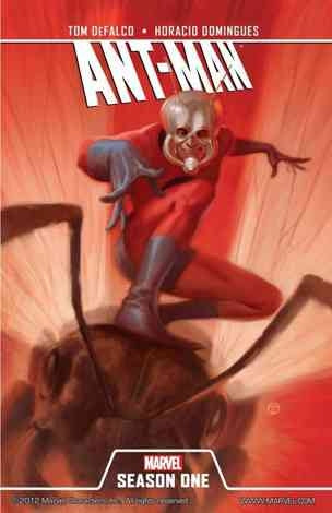 Ant-Man Comic Book