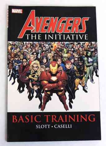 Avengers: The Initiative Volume 2 - Killed In Action Comic Book