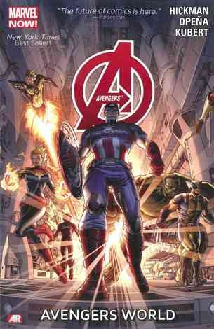Avengers Volume 1: Avengers World Comic Book
