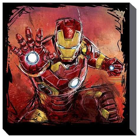 Avengers Age Of Ultron - Ironman Canvas Print