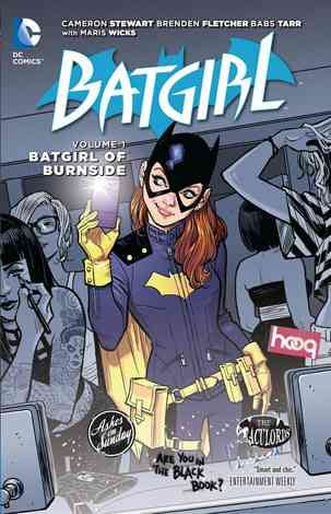 Batgirl Vol. 1: The Batgirl of Burnside - The New 52 Comic Book