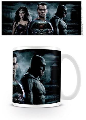Batman V Superman - Trio Coffee Mug